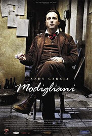 Plot the story of amedeo modigliani s bitter rivalry with pablo