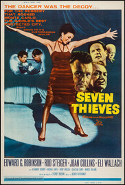 Seven thieves 1960 movie for mobile in best quality 3gp and mp4
