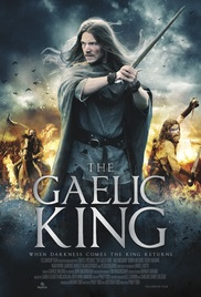 Download The Gaelic King 2017 HDRip Full Movie Cover
