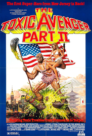 Plot the toxic avenger is tricked into traveling to tokyo to search